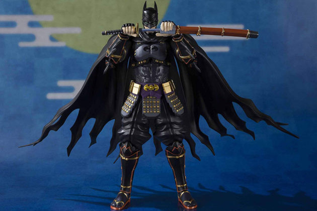 Tamashii Nations S.H.Figuarts Ninja Batman Action Figure