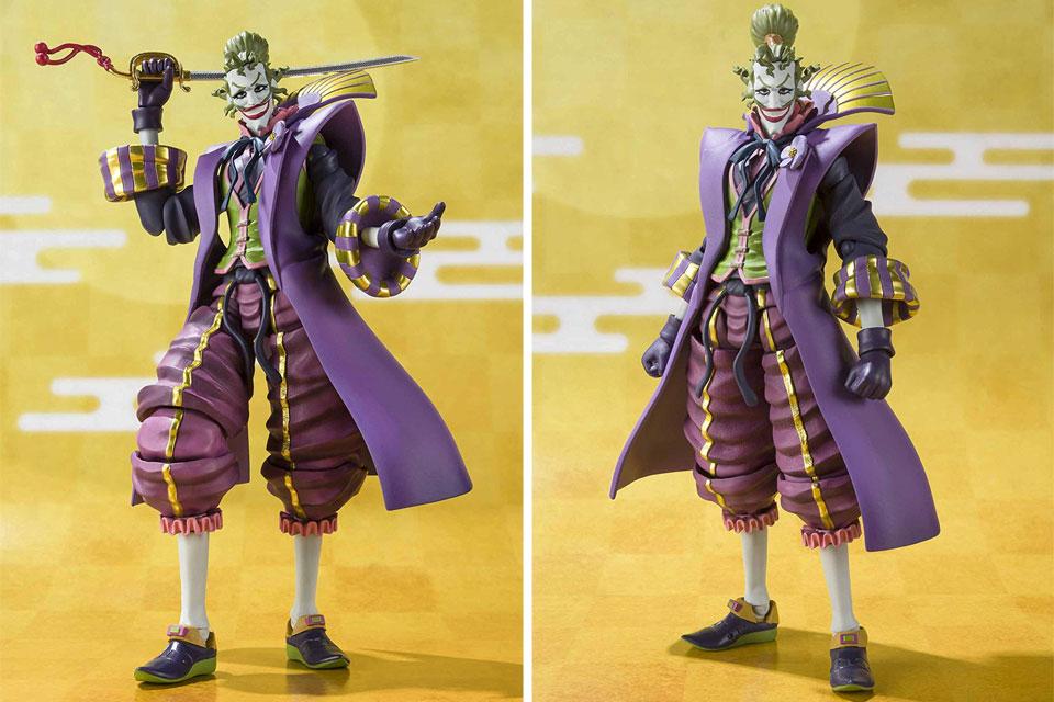 Tamashii Nations S.H.Figuarts Ninja Batman-The Joker Action Figure