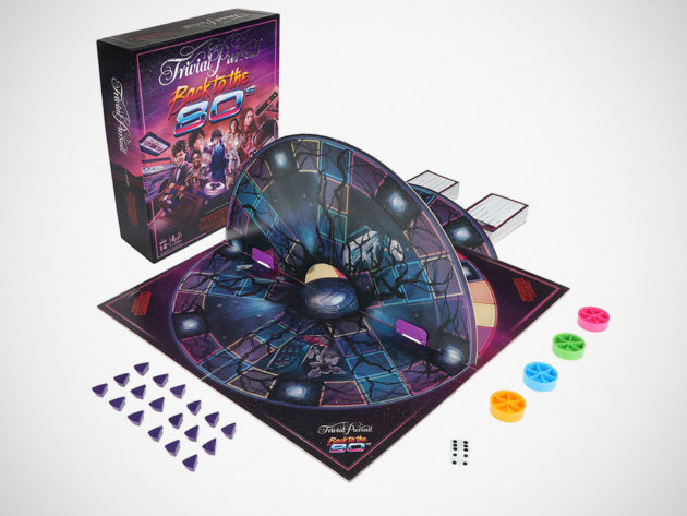 Trivial Pursuit Stranger Things Back to the 80s Edition