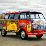 Image: Iconic 1969 'Light' Bus Volkswagen Type 2 Van Rides Again!