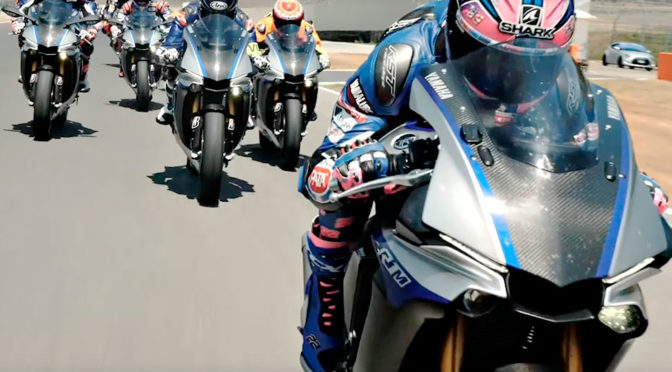 Yamaha Is Inviting YZF-R1M Owners To Race At Silverstone Circuit