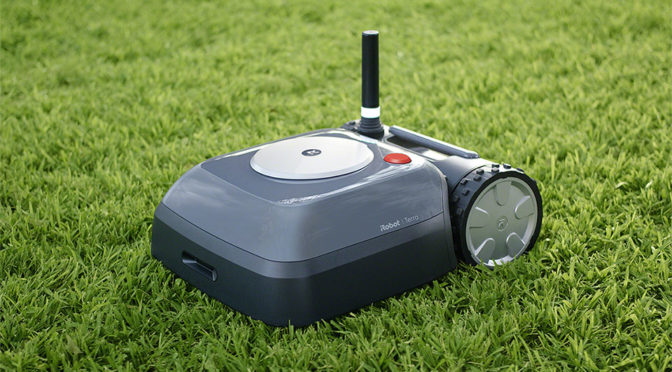 iRobot Introduces The Company's First Robot Mower Called Terra