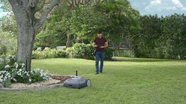 iRobot Terra Robot Mower Robot Lawn Mower