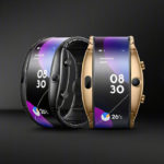 nubia Alpha Proper Smartphone That You Wear On Your Wrist