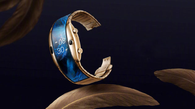 nubia Alpha Wearable Smartphone