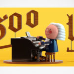 Google Honors J.S. Bach With First AI-powered Google Doodle