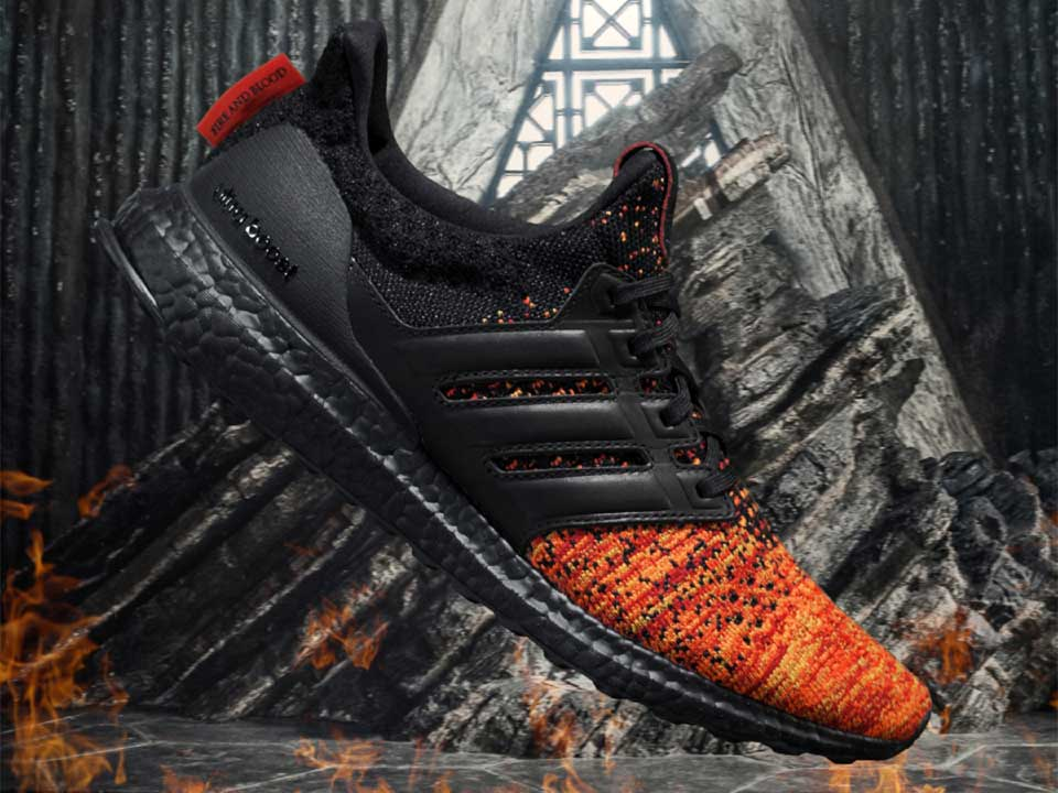 Adidas x Game of Thrones Shoes
