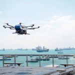 Airbus Trials World's First Shore-to-Ship Deliveries In Singapore