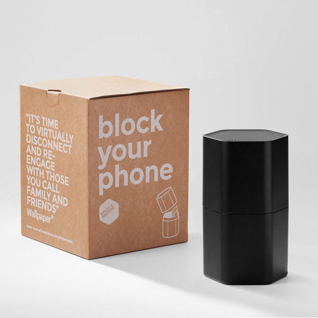 Block Faraday Cage For Smartphones