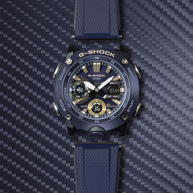 CASIO G-Shock GA2000-2A