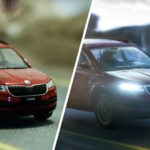Škoda Asked Photographer To Shoot Car Ads Using Toy Cars