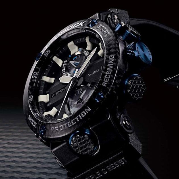 Casio G-Shock GWRB1000-1A1 Watch
