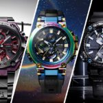 CASIO Unveiled Rainbow MT-G, Limited Edition MR-G And More At Baselworld