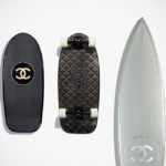 Chanel Drops Designer Skateboard And Surfboard. Yes, Seriously