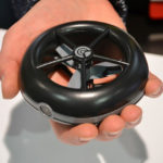 This Tiny Drone Designed For Indoor Reconnaissance Uses A Co-axial Setup