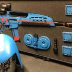 If Cobra Commander Was Real, He Would Have Use This Custom H&K XM8