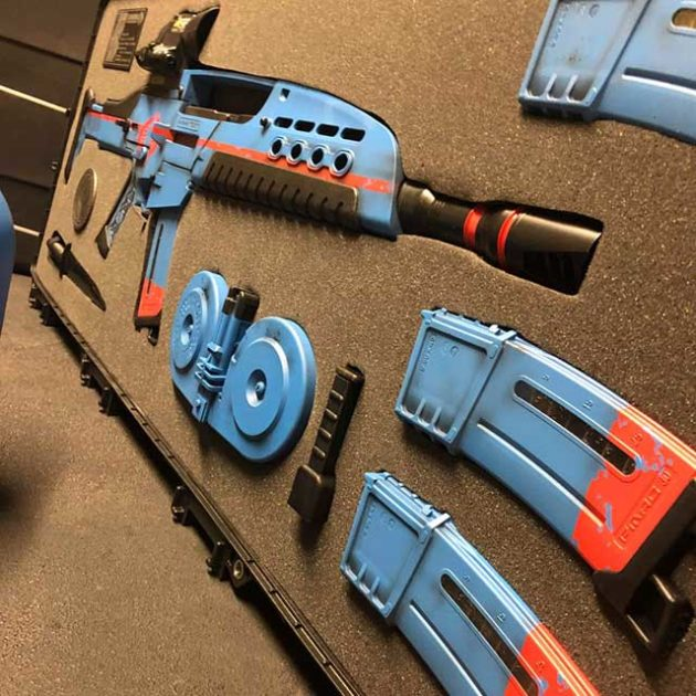 Cobra Commander Heckler & Koch XM8