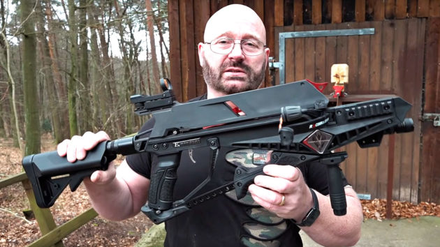 Cobra RX Adder Repeating Crossbow