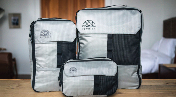 Cubepacks Packing Cubes and Bags Hybrid