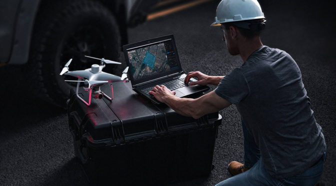 DJI Terra For Phantom 4 Can Recreate Scenarios In Highly Detailed 3D Models