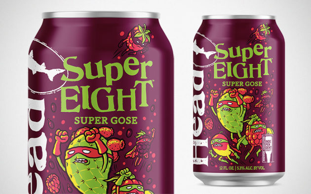 Dogfish Head SuperEIGHT Beer