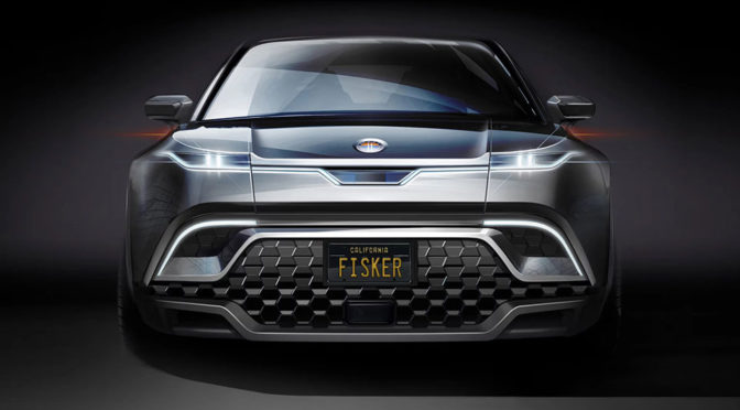 "Fisker Announced ""Under $40K"" ""Mass Market"" Electric SUV"