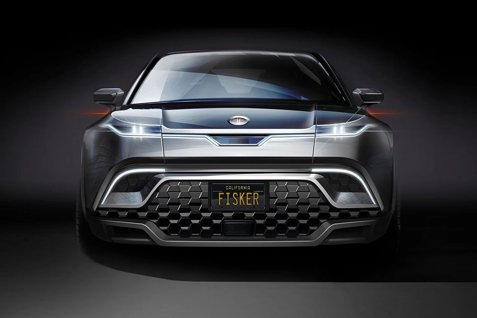 Fisker Under $40K Electric SUV