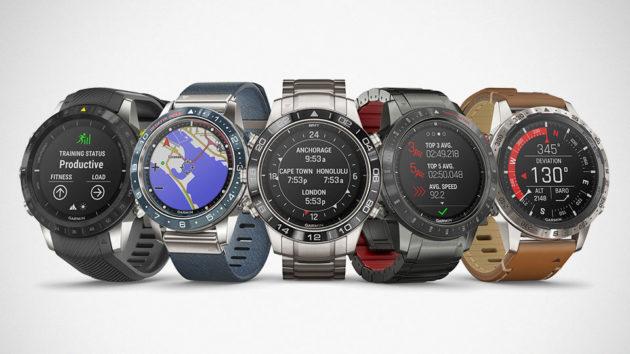 Garmin MARQ GPS Smartwatches