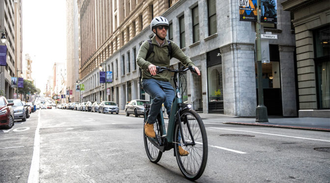 New Bosch-equipped Gazelle Electric Bicycle Bagged iF Design Award