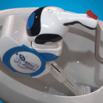 Rejoice, Toilet-Scrubbing Haters. This Robot Will Scrub The Toilet For You