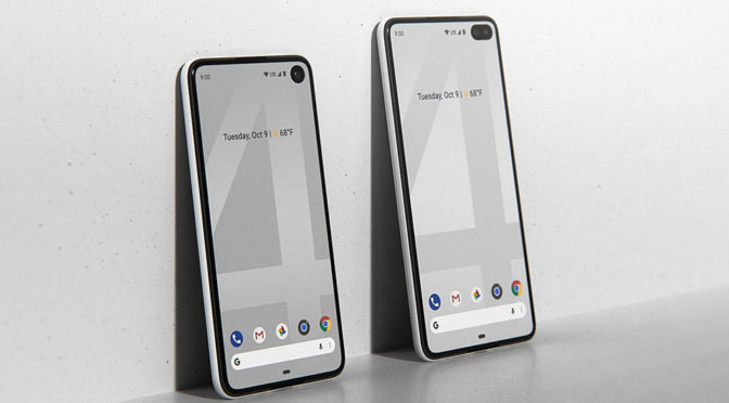Google Pixel 4 Renders Surfaced And Now We Have More Questions