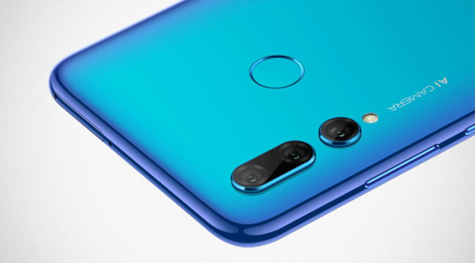 Huawei P smart+ With 3-Camera Setup Quietly Launched