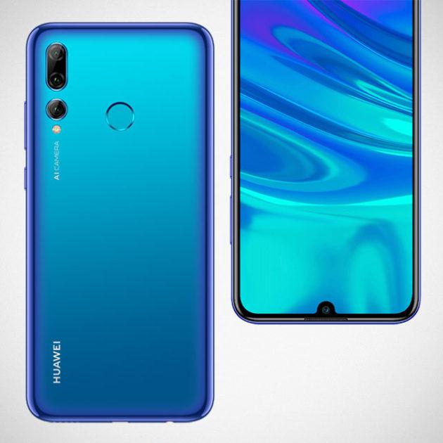 Huawei P smart+ 2019 Smartphone