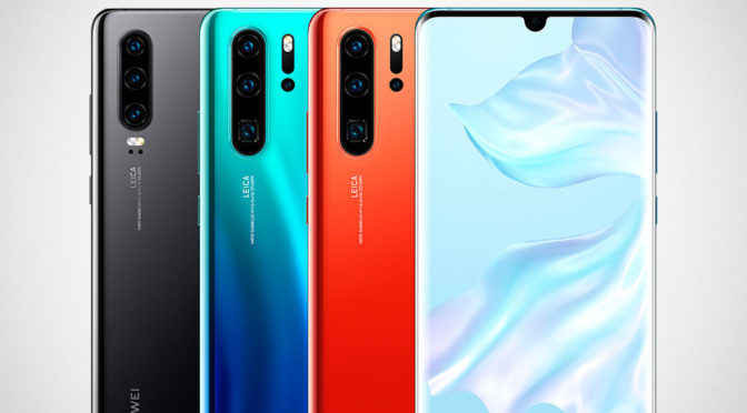 Huawei P30 And P30 Pro Announced, Has Crazy Imaging Capabilities