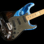 Check Out John Oates' Custom Light-emitting Fender Electric Guitar