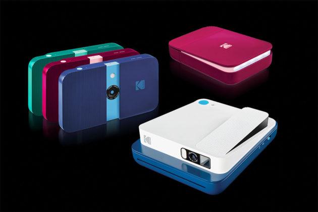 Kodak Instant Print Products CES 2019