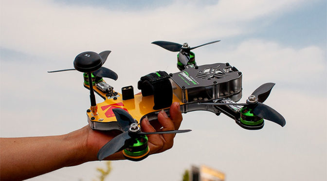 We bet You Never Knew That Kodak Has A FPV Sport Drone
