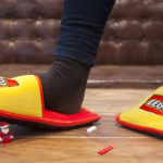 Do You Know That LEGO Actually Had Anti-LEGO Slippers? Yup, They Sure Did