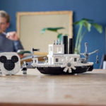 LEGO Ideas Steamboat Willie Unveiled Along With Box Signing Events