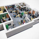 Good News! NBC's <em>The Office</em> May Become An Official LEGO Set!