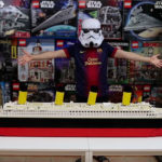Brick Builder's LEGO MOC Titanic Is Finally Completed!