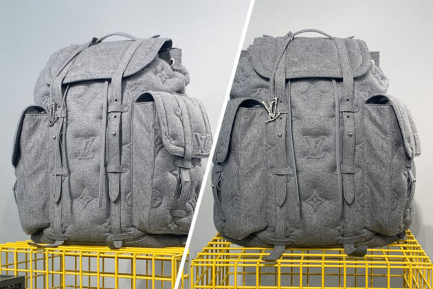 Louis Vuitton Enormous Backpack 2019