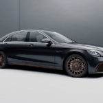 Limited Edition Mercedes-AMG S-Class Marks The Final V12 S-Class
