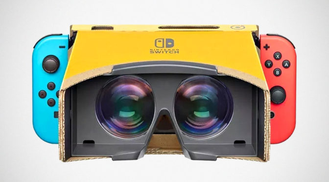 Nintendo Labo Toy-Con 04 VR Kit For Switch Will Arrive On April 12