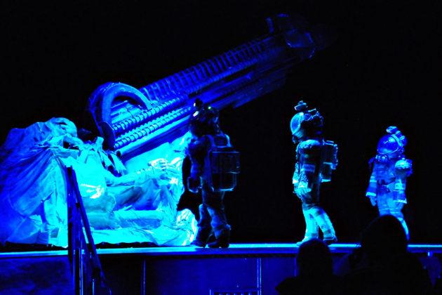 North Bergen High School Alien The Play