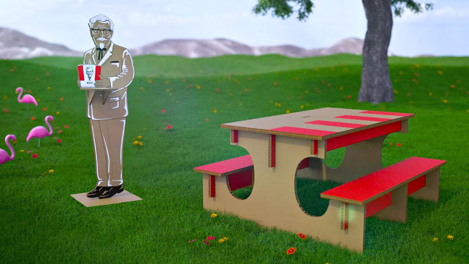 Picnic with the Colonel