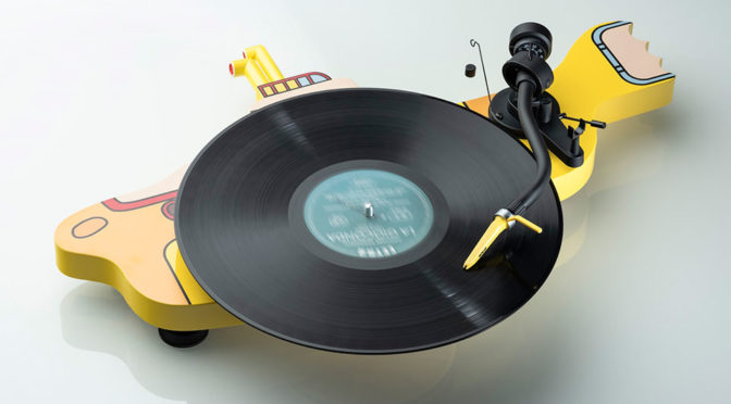 Scream Vinyl Rules With These Artist-themed Turntables From Pro-Ject