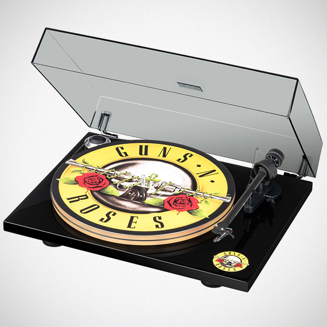 Pro-Ject Guns N' Roses Record Player