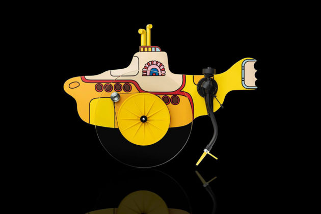 Pro-Ject The Beatles Yellow Submarine Turntable