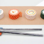 Sticky Tapes That Look Like Tasty Sushi: You Know You Want Them, Don't You?